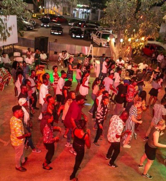 Afrikiko Leisure Centre-Salsa Night